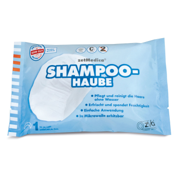 zetMedica® Shampoo-Haube