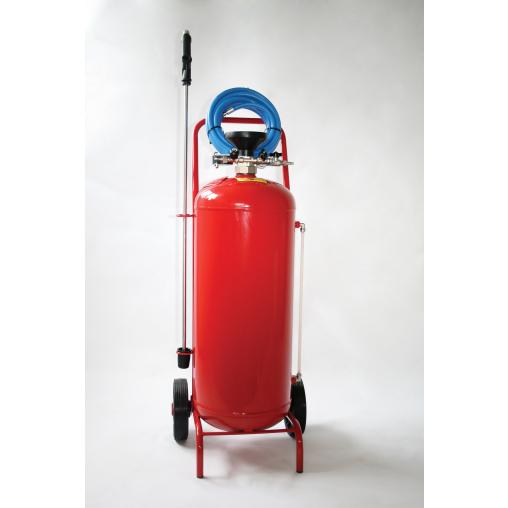 De Witte Foam- Matic Druckluftgerät, Stahl