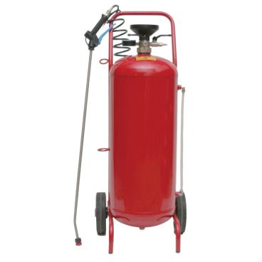 De Witte Spray- Matic Druckluftsprühgerät, Stahl