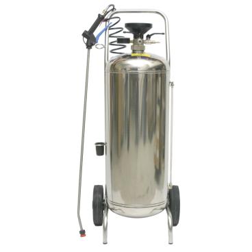 De Witte Spray- Matic Druckluftsprühgerät, Edelstahl