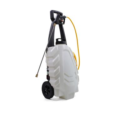 De Witte SAMOURAI elektrischer Sprüher, 30 Liter