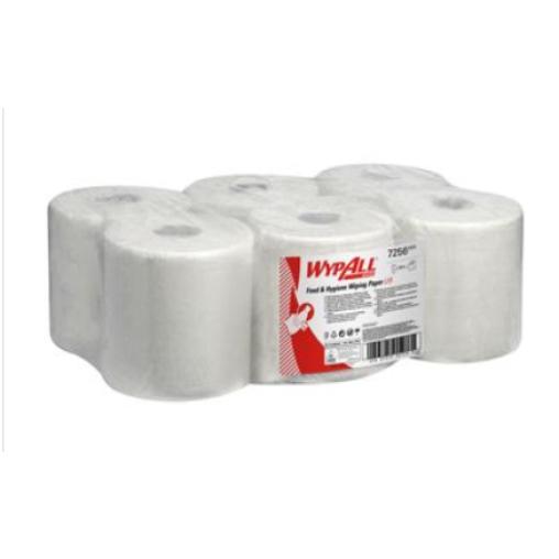 WYPALL L10 Wischtücher für die Zentralentnahme