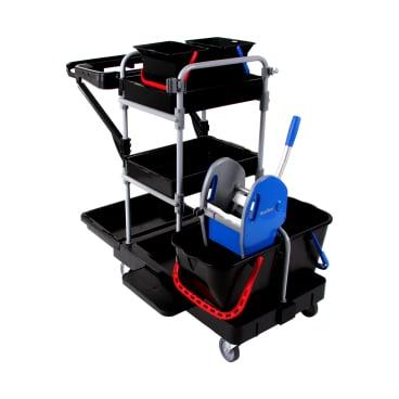 Floorstar Premium BRIX1 Reinigungswagen