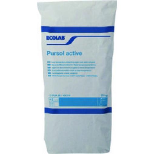 ECOLAB Pursol active Bleichmittel