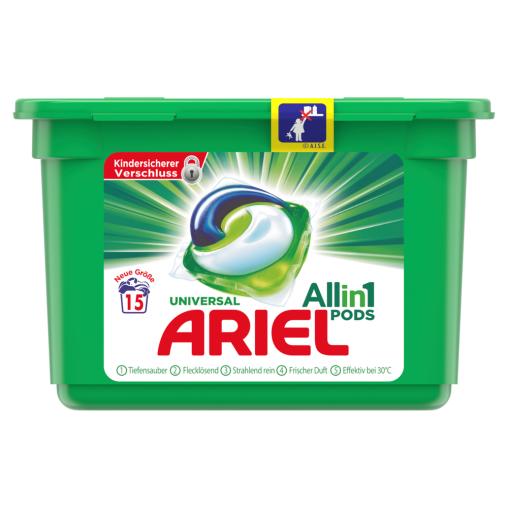 Ariel All in 1 Universal PODS Vollwaschmittel