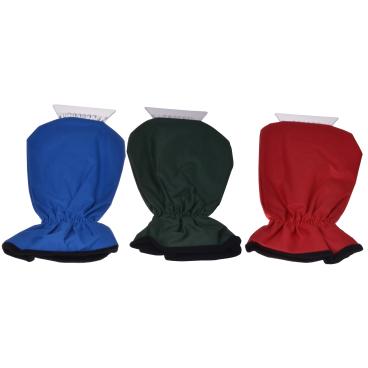 Eiskratzer mit Handschuh 1 Stück, farbig sortiert