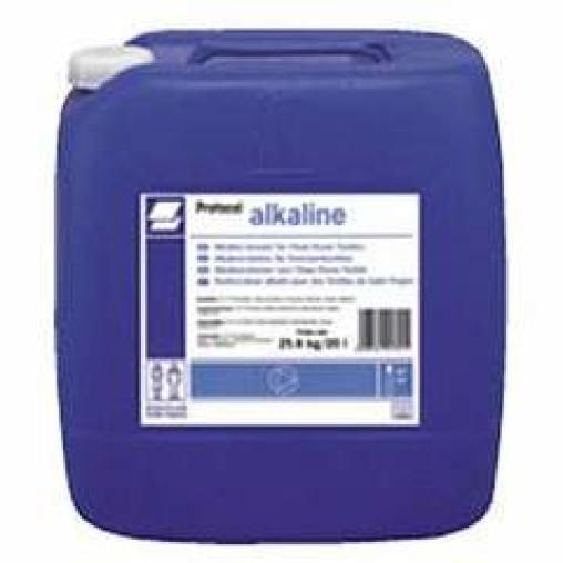 ECOLAB Protocol alkaline Alkaliverstärker