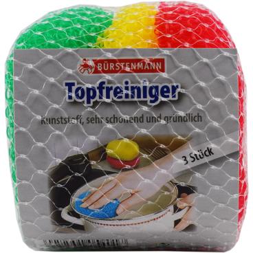 Bürstenmann Topfreiniger