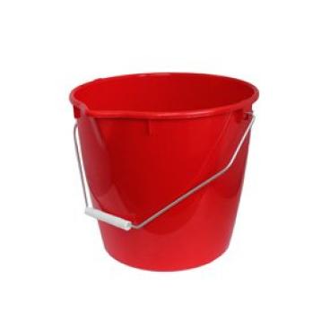 Bürstenmann Clean Star Haushaltseimer, 13 Liter