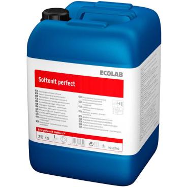 ECOLAB Softenit perfect Weichspüler 20 kg - Kanister