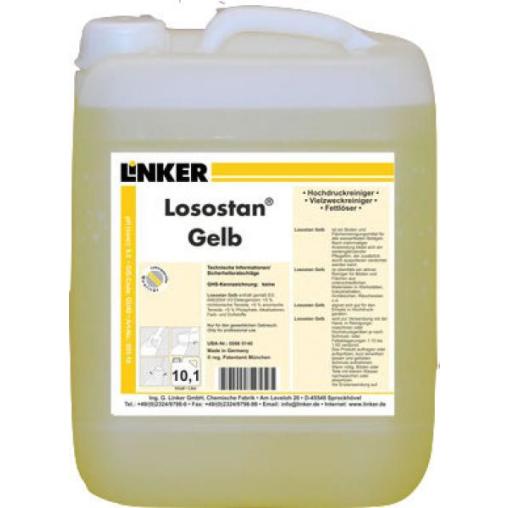 Linker Losostan Gelb Reinigungskonzentrat