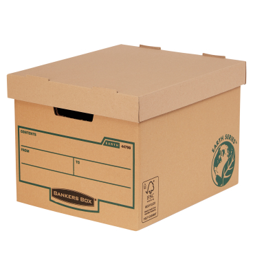 Fellowes Heavy Duty Premium Ablagebox