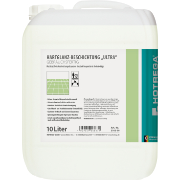 HOTREGA® PROFESSIONAL Ultra Hatzglanz-Beschichtung
