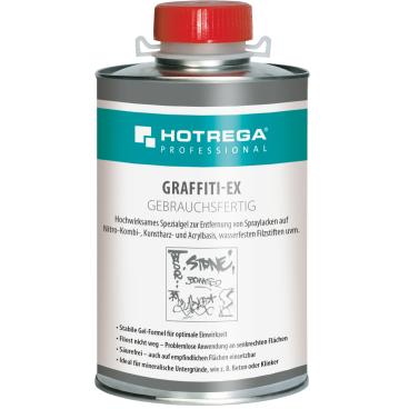 HOTREGA® PROFESSIONAL Graffiti-Ex Spraylackentferner