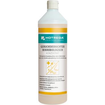 HOTREGA® PROFESSIONAL Mikrobiologischer Geruchsvernichter