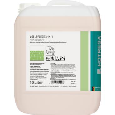 HOTREGA® Professional 3 in 1 Grund-Vollpflege