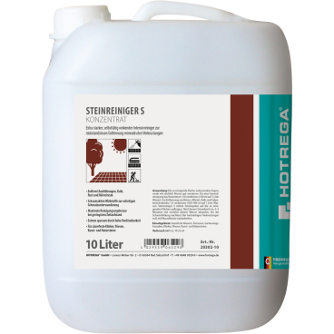 HOTREGA® PROFESSIONAL S Steinreiniger