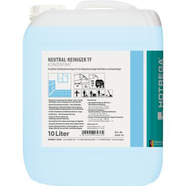 HOTREGA® Professional TF Neutralreiniger