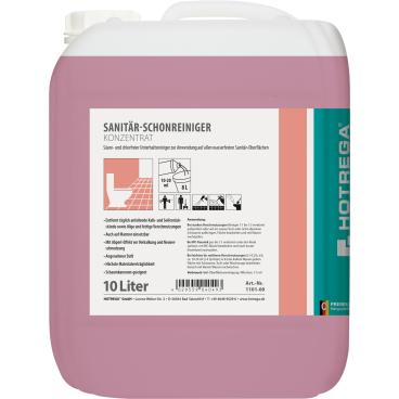 HOTREGA® Professional Sanitär-Schonreiniger