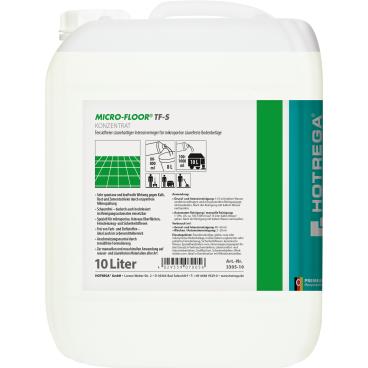 HOTREGA® PROFESSIONAL Micro- Floor TF-S Bodenreiniger
