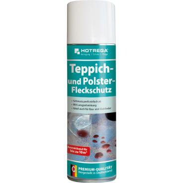 HOTREGA® Teppich- und Polsterfleckschutz