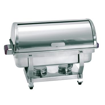 Bartscher Chafing-Dish Rolltop 1/1 BP Speisenwärmer Gewicht: 8 Kg
