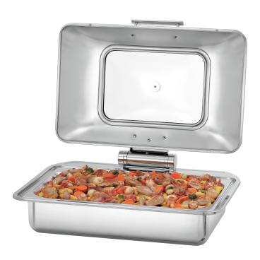 Bartscher Chafing-Dish Flexible 1/1 Speisenwärmer Volumen: 8,5 Liter