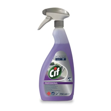 CIF Professional 2in1 Desinfektionsreiniger