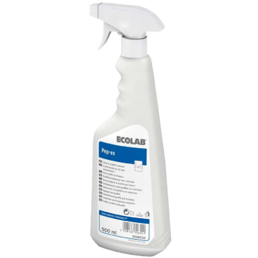 ECOLAB Pep® Ex Fleckenentferner 500 ml - Flasche (1 Karton = 6 Flaschen)