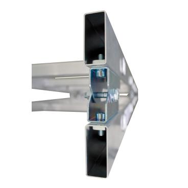 Günzburger Aluminium-Stehleiter