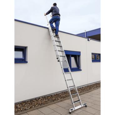 Günzburger Stufen-Schiebeleiter