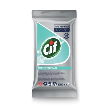 Cif Professional Allzweck-Reinigungstücher