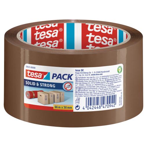 tesapack® Solid & Strong Paketband