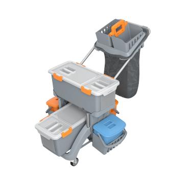 Cleankeeper Moppboxwagen TSMD-0008