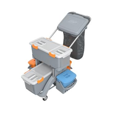Cleankeeper Moppboxwagen TSMD-0006