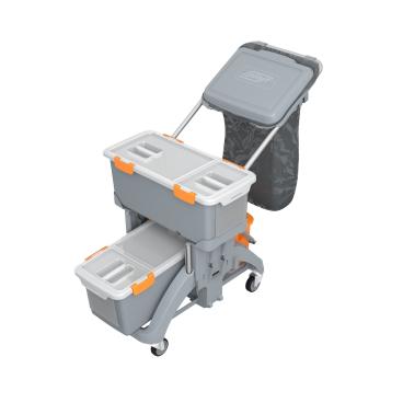 Cleankeeper Moppboxwagen TSMD-0005