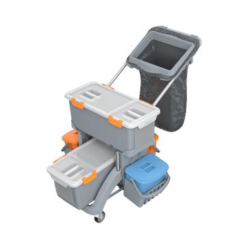Cleankeeper Moppboxwagen TSMD-0004