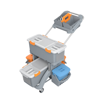 Cleankeeper Moppboxwagen TSMD-0002