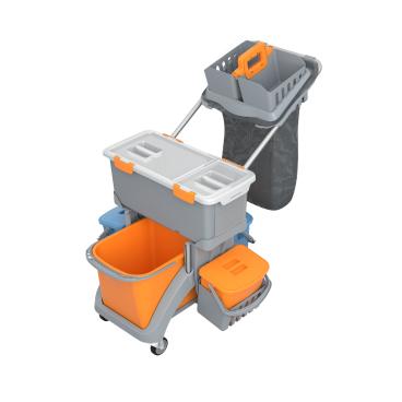 Cleankeeper Moppboxwagen TSMD-0018