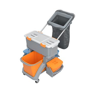 Cleankeeper Moppboxwagen TSMD-0014