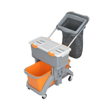 Cleankeeper Moppboxwagen TSMD-0013
