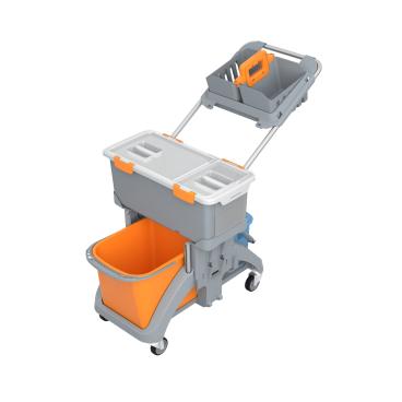 Cleankeeper Moppboxwagen TSMD-0011