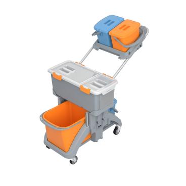 Cleankeeper Moppboxwagen TSMD-0019