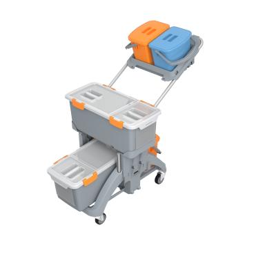 Cleankeeper Moppboxwagen TSMD-0009