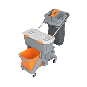 Cleankeeper Moppboxwagen TSMD-0017