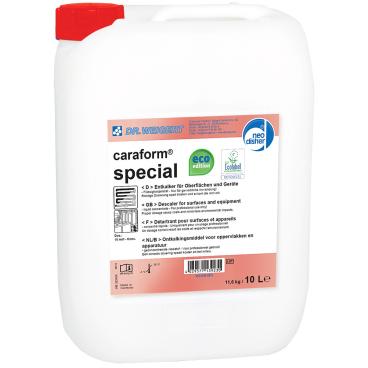 Dr. Weigert caraform® special Entkalker 10 Liter - Kanister