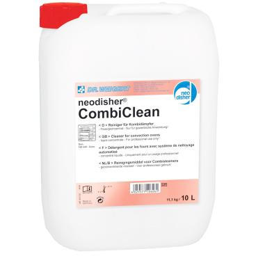 Dr. Weigert neodisher® CombiClean Kombidämpfer-Reiniger