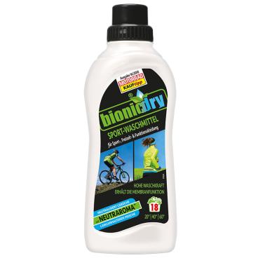 BIONICDRY Sport-Waschmittel