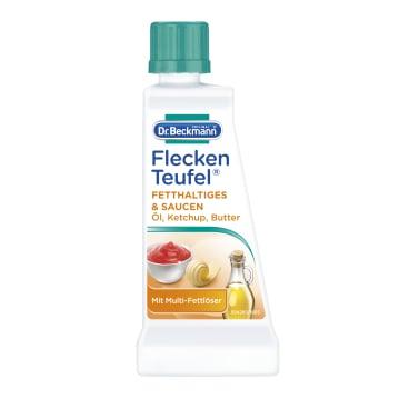 Dr. Beckmann Fleckenteufel Fetthaltiges & Saucen Fleckenentferner
