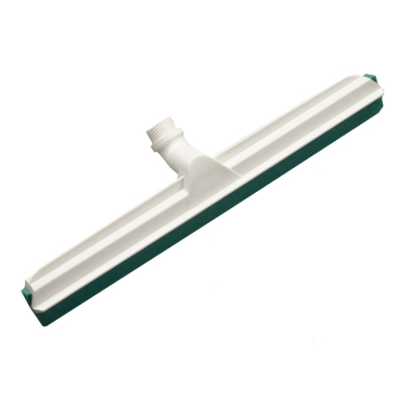 Haug Gelenk-Wasserschieber mit Wechselprofil Lebensmittelgummi grün
